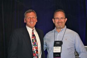 Keith Robinson and Adam Aronson